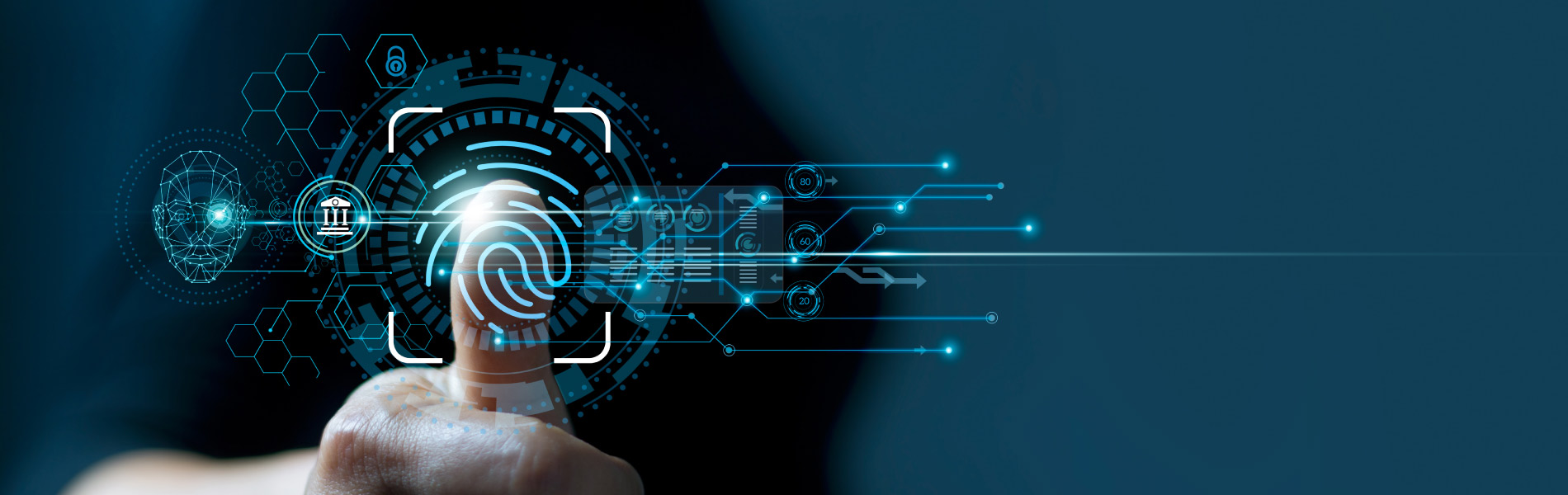 Les services accessibles par l'identité numérique